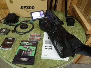 Canon XF300 for sale