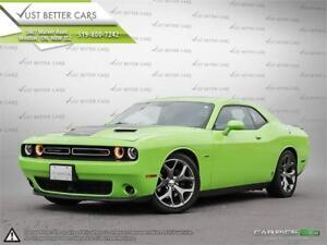 2015 Dodge Challenger R/T, V8 with Hemi