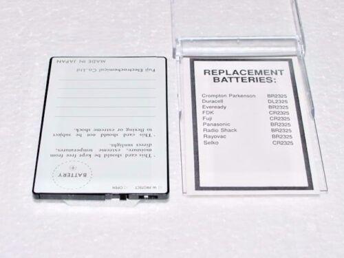 NEW 2MB FUJI SRAM Memory PCMCIA Card for LeCroy Scope 9300/9400 Series