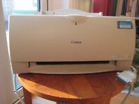 Canon BJC-250 Colour Bubble Jet Printer