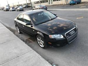 2007 AUDI A4 S LINE AWD 6 CLY
