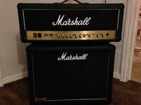 Marshall JCM2000 DSL 50 Head and cab