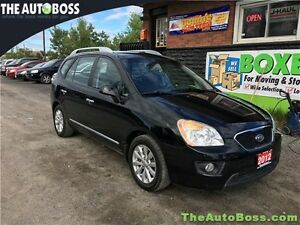 2012 Kia Rondo EX CERTIFIED! ACCIDENT FREE! LOW KM'S! WARRANTY!