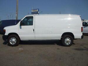 Ford E250 Cargo Van CARGO 2011