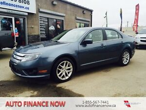 2012 Ford Fusion LEATHER LOADED RENT TO OWN $9/day CALL NOW