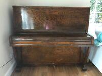 Upright Piano.