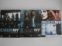 3 DVD CSI  New York