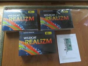 Wildcat Realizm Multiview card 3D LABS