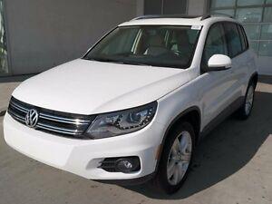 2014 Volkswagen Tiguan Comfortline, AWD, Pano roof