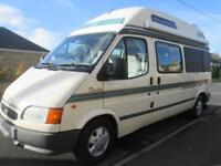 1999 AUTOSLEEPER DUETTO 2 BERTH CAMPERVAN/MOTORHOME FOR SALE