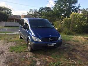 2005 Mercedes-Benz Vito Wagon +RWC, rego Bonbeach Kingston Area Preview