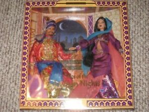 Barbie and ken doll Arabian nights collector Barbie doll set