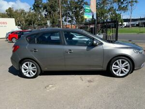 2012 Kia Cerato TD MY12 Extra L.E Grey 6 Speed Automatic Hatchback West Croydon Charles Sturt Area Preview