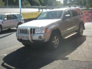 2006 Jeep Grand Cherokee Laredo Silver 5 Speed Automatic Wagon Caboolture Caboolture Area Preview