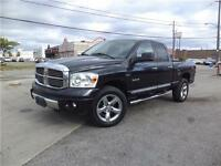 2008 Dodge Ram 1500 LARAMIE 4X4 LOADED 5.7LHEMI