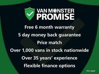 Vauxhall Vivaro 2900 L1 H1 1.6Cdti 115PS Van DIESEL MANUAL WHITE (2014)