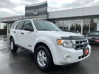 2008 Ford Escape XLT 3.0L 4WD LEATHER SUNROOF