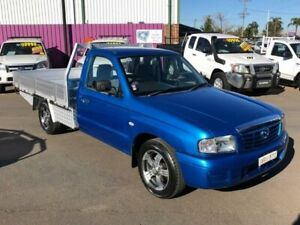 2004 Mazda B2600 Bravo DX 5 Speed Manual Cab Chassis Dubbo Dubbo Area Preview