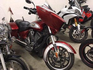 2012 Victory Cross Country 1700 cc