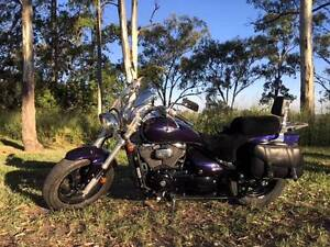 Suzuki Boulevard - reliable comfortable tourer + many extras! Brisbane City Brisbane North West Preview