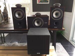 Speakers - Tannoy DC sensys