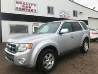 2011 Ford Escape Limited AWD.Sunroof. Full load. ONLY $263.54/mo Red Deer Alberta Preview