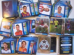 PANINI  UEFA Champions League 2013 / 2014 Complete 630 Stickers Collection  NEW