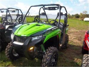 16 ARCTIC CAT PROWLER 700 XT DEMO! NEW PRICE! 4 TO CHOOSE FROM!