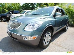 2009 BUICK ENCLAVE CXL2 | AWD | NAVI | DUAL ROOF | BACK UP CAM