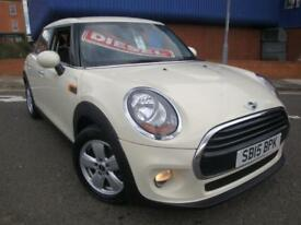15 MINI COOPER D( 116bhp ) ( s/s ) //TAX EXEMPT //