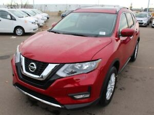 2018 Nissan Rogue S 4dr All-wheel Drive