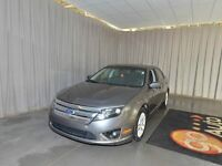 2012 Ford Fusion SEL 4dr Front-wheel Drive Sedan w/ Leather