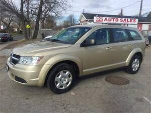2010 Dodge Journey Automatic/4 Cylinder Gas Saver/Certified