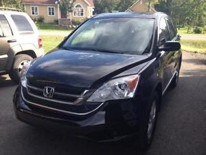 2011 Honda CRV, AWD, TT EQUIPEE, SUPER PROPRE, ECONOMIQUE