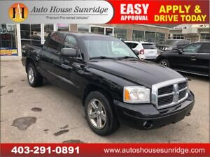 2007 Dodge Dakota SLT 4X4 V8