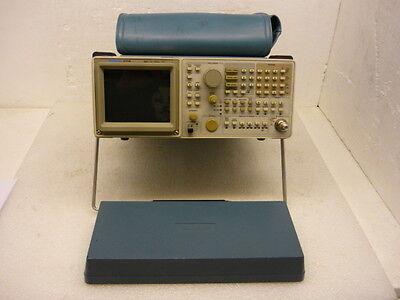 Tektronix 2714 Cable Tv Spectrum Analyzer 9khz - 1.8ghz Catv 75 Ohms