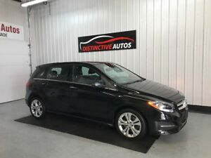 2015 Mercedes-Benz B-Class B250 4MATIC/AWD/NAVI/LEATHER/PANO B 2