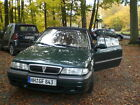 Rover 216 Test