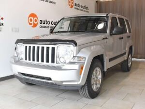 2012 Jeep Liberty Sport 4WD Auto - Hill Descent Control