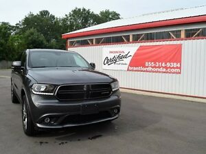 2017 Dodge Durango GT AWD - FORMER DAILY RENTAL
