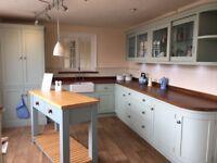 Bespoke kitchen for sale