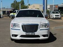 2012 Chrysler 300 MY12 C Luxury Ivory Tri-Coat 5 Speed Automatic Sedan Griffith Griffith Area Preview