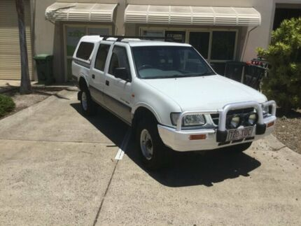 1998 Holden Rodeo TFG6 LX (4x4) 5 Speed Manual 4x4 Crew Cab Pickup Maroochydore Maroochydore Area Preview