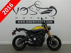 2016 Yamaha XSR900GY - V2358 - **No Payments For 1 Year