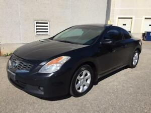 2008 NISSAN ALTIMA 2.5S COUPE/ONE OWNER /ACCIDENT FREE/SUNROOF!