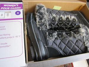Winter Boots,Khombu (7) Aquatherm (6 & 10) NEW:REDUCED