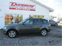 2008 BMW X3 3.0i ALL-WHEEL- DRIVE/MOONROOF