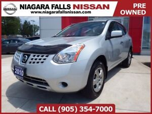 2010 Nissan Rogue S | PWR GROUP