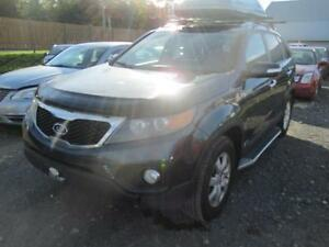 2011 Kia Sorento LX w/3rd Row **HAIL DAMAGE*BRANDED SALVAGE**