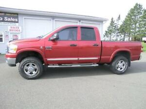 2007 Dodge Ram 2500 SLT 5.9 diesel 4x4 clean rust checked yearly